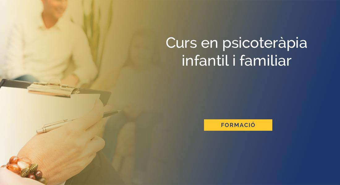 curs en psicoteràpia infantil i familiar