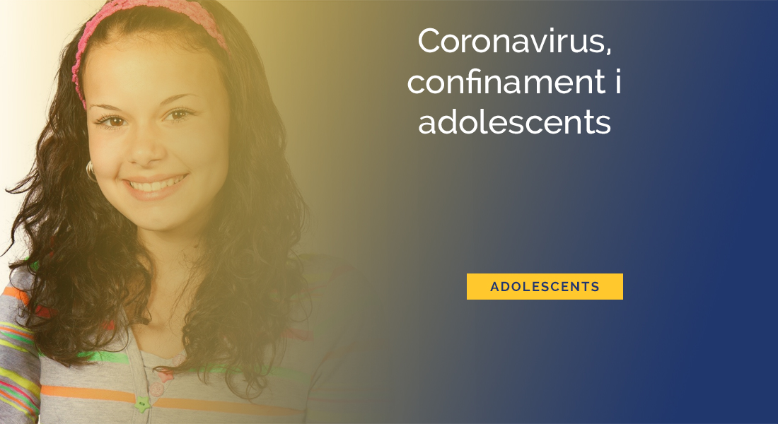 CORONAVIRUS-CONFINAMENT-ADOLESCENTS